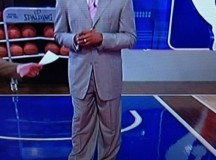 Tracy McGrady spotted wearing unfitting suit – PHOTO