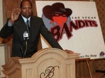 Ex-NBA player Robinson plans to build Las Vegas Strip arena