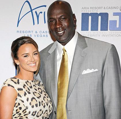 Michael Jordan His New Wife Expecting Baby