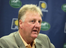 Larry Bird dead honest regarding current Indiana Pacers players