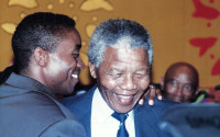 Ex-NBA players express condolences, remember late Nelson Mandela (PHOTOS)