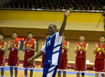 "After ""Happy Birthday"" singing, Rodman leads USA in game against N. Korea – VIDEO"