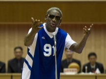 North Koreans beat NBA players, as Dennis Rodman issues apology
