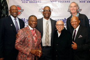 Former, retired NBA players stay busy during NBA All-Star Weekend 2014