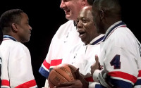 "Former Detroit Pistons' ""Bad Boys"" meet at fundraiser"