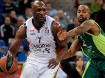 Injured Lamar Odom released by Spanish basketball club