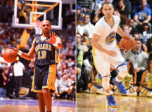 Retired, overweight Mark Jackson beats Steph Curry in 3-point shootout – VIDEO