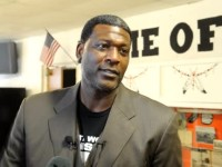 Larry Johnson says black people need their own basketball league