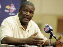 Joe Dumars to devote time to family, resigns as Detroit Pistons' GM