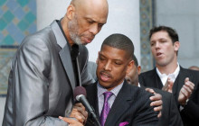 Ex-NBA players support lifetime ban on LA Clippers owner – PHOTOS