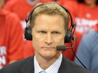 NY Knicks hope to bring Steve Kerr in after 1st round of NBA playoffs