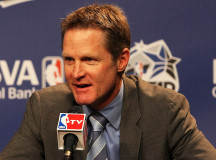 No decision yet, but Steve Kerr ready to coach NY Knicks