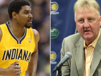 Indiana Pacers waive Andrew Bynum, Larry Bird says good bye