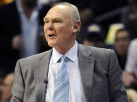 Ex-NBA coach George Karl reportedly wants to coach Cleveland Cavs