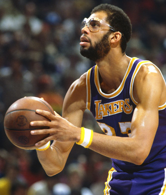 documentary on of kareem abdul jabbar in production