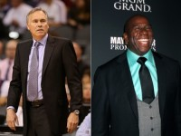 Mike D'Antoni resigns as Lakers' coach, Magic Johnson happy