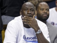 Michael Jordan: Basically, I was against all white people