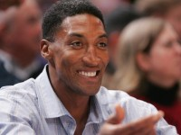 Scottie Pippen talks Steph Curry, best PF ever, his toughest opponent