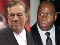 Sterling: Magic Johnson had sex with every girl in America and got AIDS!