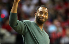 Courtside Stories: Tracy McGrady recalls moment when his NBA career was over
