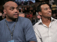 "Charles Barkley and Tiger Woods ""not friends anymore"""