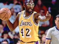 James Worthy on today's NBA: I am not familiar with what I am watching