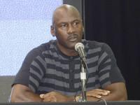 Michael Jordan warns Lance Stevenson about shenanigans