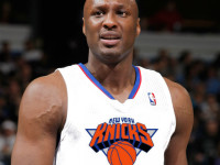 "Lamar Odom not up to ""standards"", as NY Knicks release him"