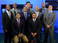 Ex-NBA players preparing for careers in broadcast journalism