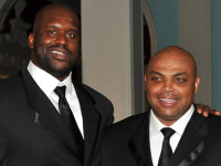 "O'Neal takes ""making fun of Charles"" Barkley to the next level (PHOTO)"