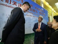 Yao Ming joins U.S. Secretary of State against wildlife trafficking