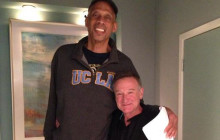 Actor Robin Williams dies, Abdul-Jabbar extends condolences – PHOTOS