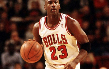 The G.O.A.T. in action: Michael Jordan's top 10 career dunks (VIDEO)