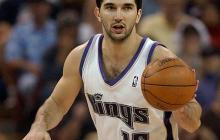 Peja Stojakovic's jersey to be retired by Sacramento Kings