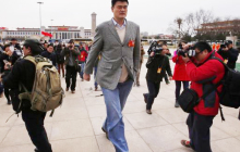 Yao Ming thinks China needs more freedom, flexibility