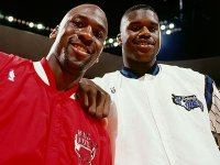 "O'Neal shakes Jordan with ""Dream-like"" move at 1996 All-Star game"
