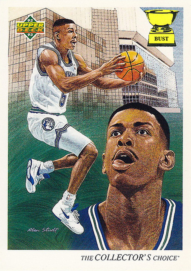 Vintage Basketball Card 80