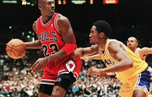 Why Kobe Bryant will never be as great as Michael Jordan