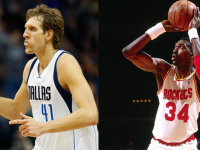 Germany vs Nigeria or who's better, Olajuwon or Nowitzki?