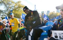 Mutombo wins NY City Marathon, leaves other ex-NBA stars behind – PHOTOS