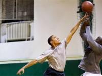 U.S. president Obama shuts up Michael Jordan after trash-talk quote