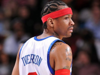 Iverson slams Nike for using his identity without permission