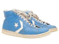 Michael Jordan's UNC Converse kicks sold for over $33,000