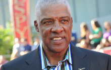 NBA legend Julius Erving gets involved in fantasy sports