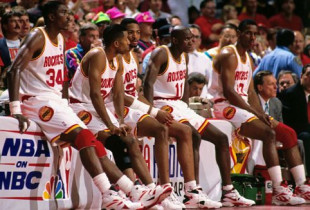 "Courtside stories: when Olajuwon was ""out of control"" before religion"