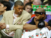 Jalen Rose recalls Vince Carter wrestling coach in Toronto