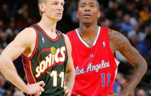 Jamal Crawford recalls playing Detlef Schrempf, aims to surpass him