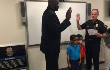Shaquille O'Neal becomes police officer in South Florida