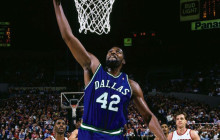 Former Dallas Mavericks' drug-addicted center dies at 50