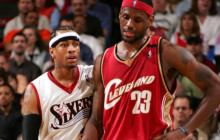 LeBron James passes Allen Iverson on all-time scoring list